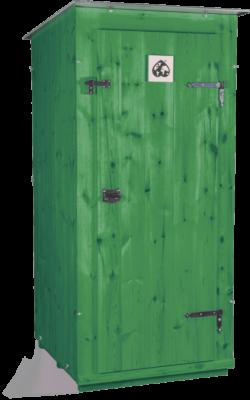 Toilethus - KersaBaem (uden strøm)