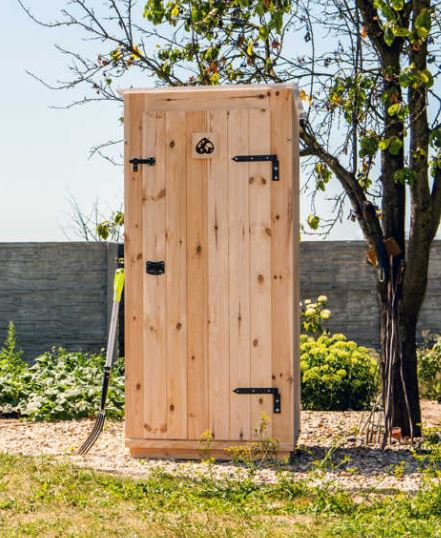 Toilethus bæredygtig